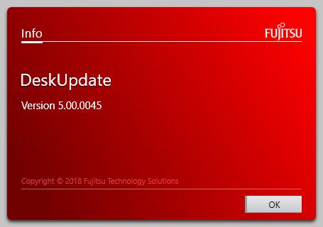 Fujitsu DeskUpdate 5.0.0045